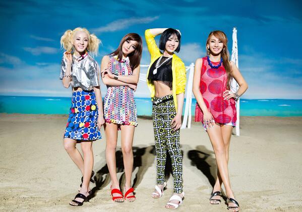 2ne1 เตรียมปรากฏตัวในรายการ Music Bank เป็นครั้งแรกในรอบ 3 ปี!!