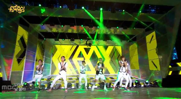 [Live HD]รวมการแสดง Music Core Summer Special 17/8/2013