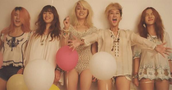 """SPICA กลับมาพร้อม MV เพลงใหม่ """"Tonight"""" และโชว์อะคูสติกเวอร์ชั่นอีกด้วย!!"""