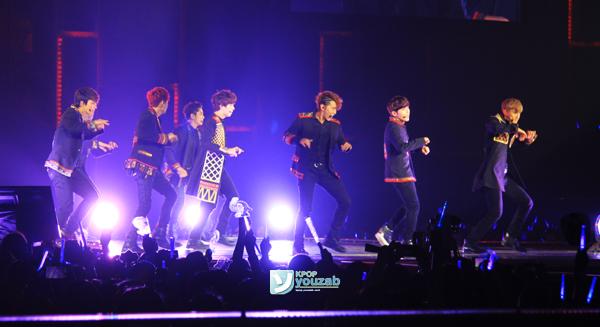 """สุดมันส์!!คอนเสิร์ต """"Super Show 5"""" ของหนุ่มๆ Super Junior ประสบความสำเร็จไปได้ด้วยดี"""