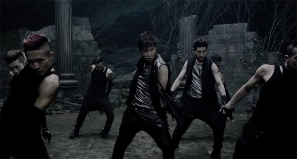 """TVXQ ปล่อย Short PV สำหรับเพลง """"SCREAM"""""""