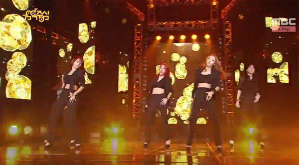 [Live]การแสดงในรายการ Music Core 13/9/2013