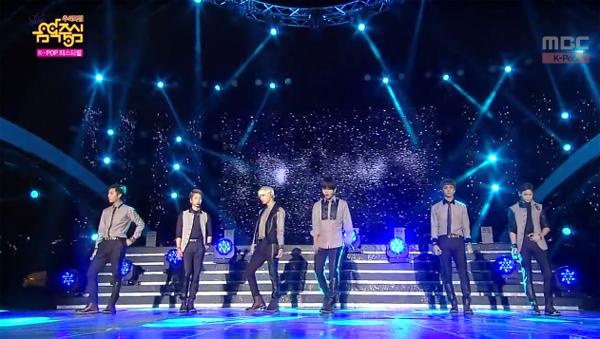 [Live]รวมการแสดงรายการ Show! Music Core K-POP Festival สำหรับเทศกาลชูซ็อก