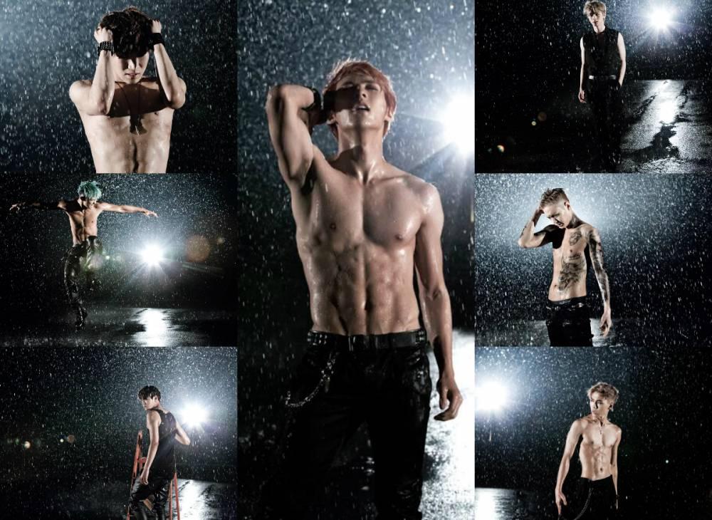 """BTOB ปล่อยภาพทีเซอร์โชว์กล้าม พร้อมกับแนะนำเพลง """"Star"""" แนวบัลลาด"""