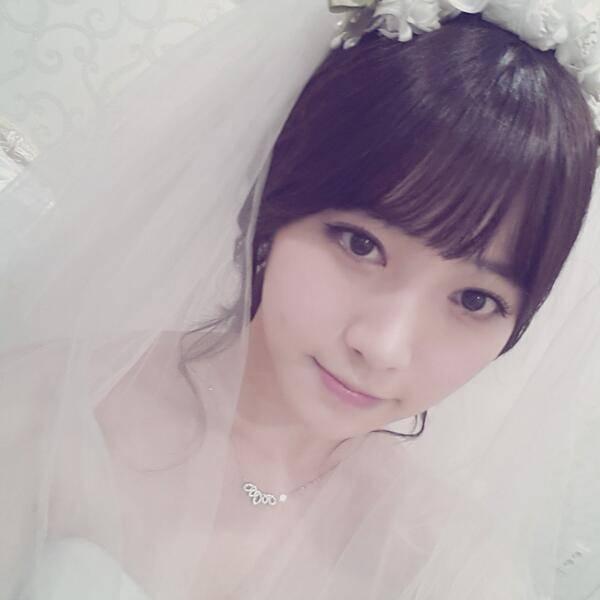 """ยูรา Girl's Day โชว์ความงามของเธอในชุดเจ้าสาวจาก """"Love and War2"""""""