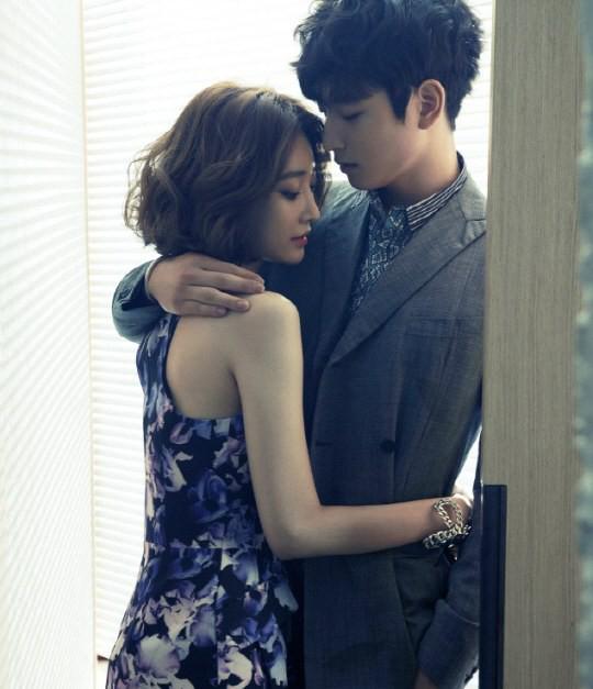 Go Jun Hee-Jin Woon