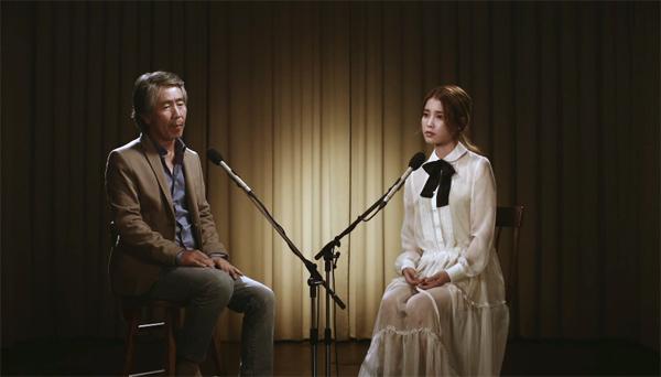 """ไอยู (IU) ปล่อยทีเซอร์ตัวที่สองสำหรับเพลง """"Walk With Me, Girl"""" feat. Choi Baek Ho"""