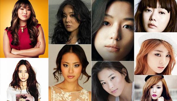 มาดู 15 นักแสดงหญิงของเกาหลีที่ได้ร่วมงานกับฮอลลีวู้ดและควรจะได้ไปร่วมงาน!!