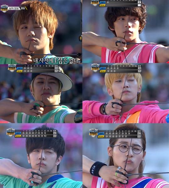 MBLAQ vs B1A4