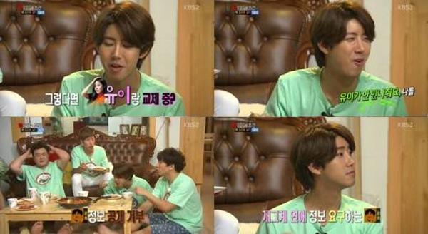 กวางฮี ZE:A สารภาพว่าเขารู้สึกชอบซอนฮวา SECRET จริงๆในช่วงถ่ายทำ We Got Married