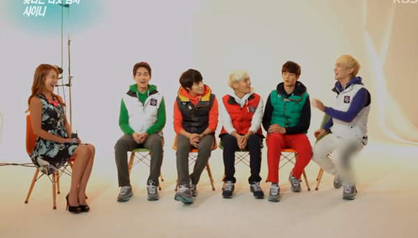 Shinee-Entertainment Relay