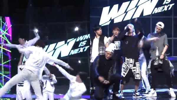 Team A-Team B-Win