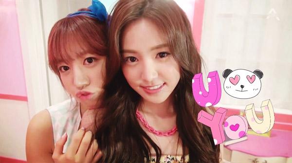 "A Pink เดินหน้าโปรโมทอัลบั้ม ""Secret Garden"" ด้วย MV เพลง ""U You"""
