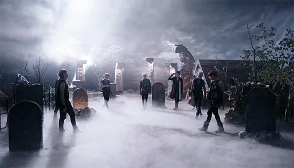 "BTOB ปล่อยทีเซอร์ตัวที่สองสำหรับเพลง ""Thriller"""