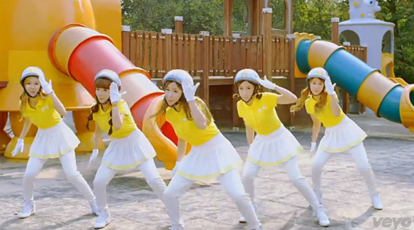 crayon pop_bar bar bar 2_mv