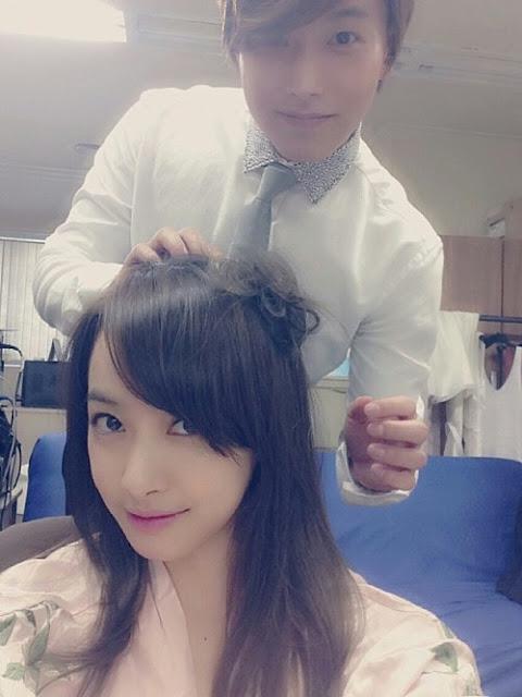 วิคตอเรีย f(x) โชว์ภาพช่างทำผมส่วนตัวของเธอจาก Super Junior?