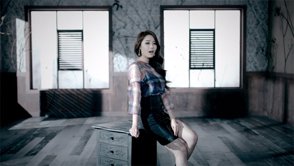 มาแล้ว!!MV ทีเซอร์สำหรับอัลบั้มเดี่ยวของจีอึน SECRET