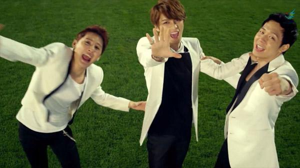"'2014 Incheon Asian Games' ปล่อย MV ทีเซอร์เพลง ""Only One"" ของ JYJ"