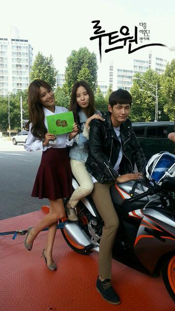 """ซูยอง SNSD ไปเยี่ยมให้กำลังใจมักเน่ซอฮยอนที่กองถ่าย """"Passionate Love"""""""