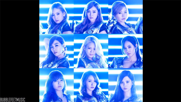 "Girls Generation ปล่อยซิงเกิ้ลภาษาญี่ปุ่นเพลง ""Do The Catwalk"""