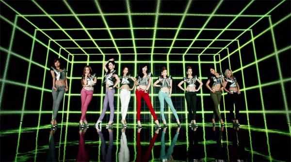 "Girls Generation ปล่อย PV เพลง ""Galaxy Supernova"""
