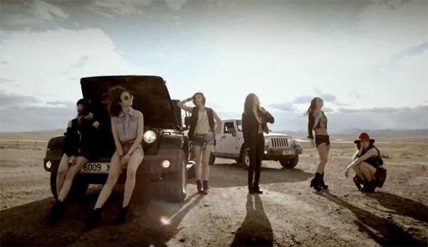 "T-ara ปล่อย MV ทีเซอร์สำหรับการคัมแบ็คของพวกเธอในเพลง ""Number 9"""