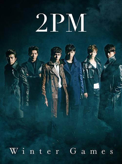 "2PM ปล่อย PV แบบสั้นสำหรับซิงเกิ้ลภาษาญี่ปุ่น ""Winter Games"""