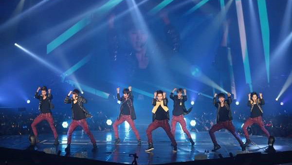 INFINITE-Thailand Concert-1