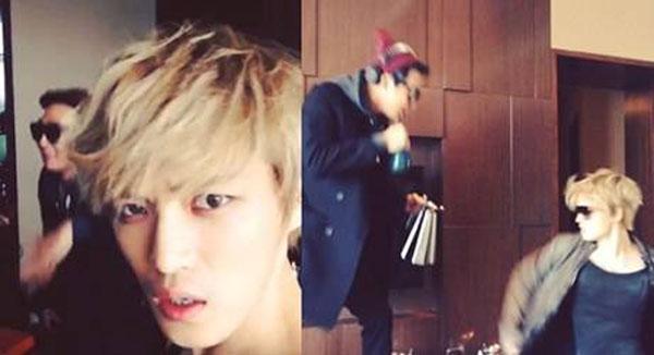 สุดฮา!!แจจุงเผยวิดีโอตลกๆของเขากับยูชอนขณะกำลังเต้นเพลงในอัลบั้มใหม่!!