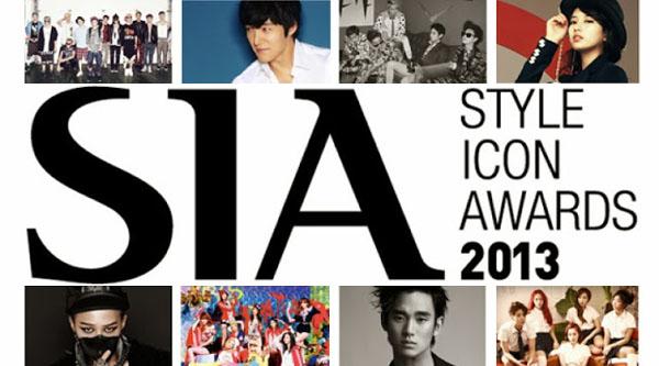 G-Dragon, ซูยอง, Crayon Pop, SISTAR, และคนอื่นๆได้รับรางวัลใน '2013 Style Icon Awards'