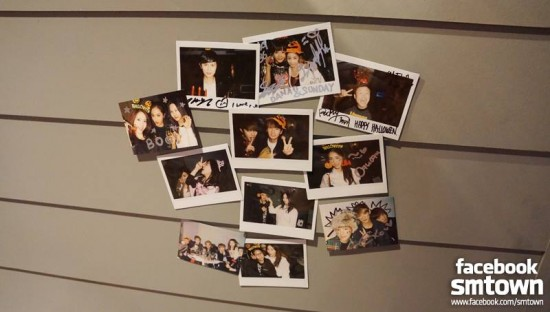 SMTOWN-party