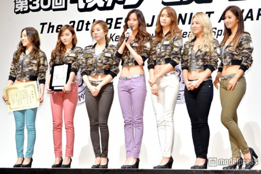 SNSD-Best Jeanist Award-3
