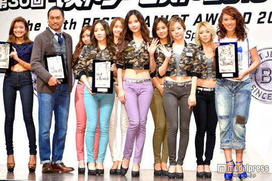 SNSD-Best Jeanist Award