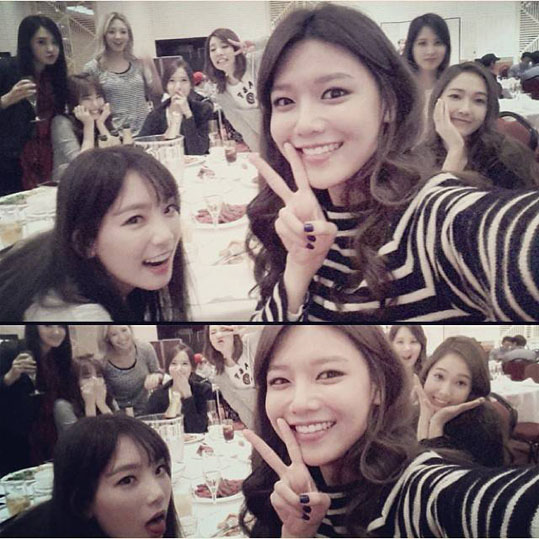 SNSD-Taeyeon-Soo Young-2
