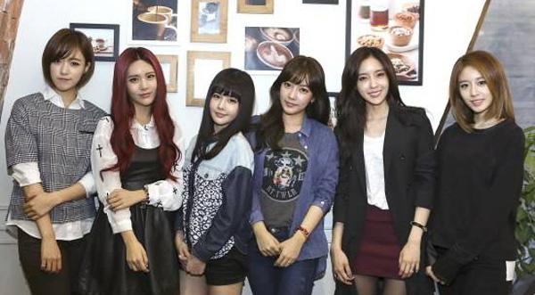 สมาชิก T-ara กล่าวว่าพวกเธอได้เรียนรู้จากความเห็นแย่ๆและได้เปลี่ยนเป็นแรงผลักดัน!!