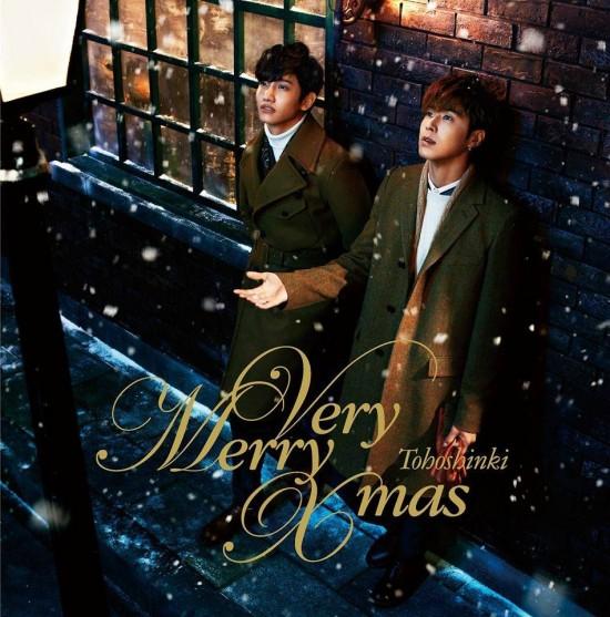 "TVXQ เตรียมปล่อยเพลงคริสมาสต์ ""Very Merry Xmas"" ในญี่ปุ่นวันที่ 27 พฤศจิกายนนี้!!"