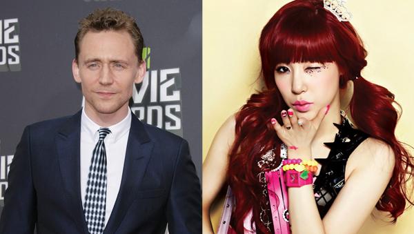 Tom Hiddleston-Tiffany