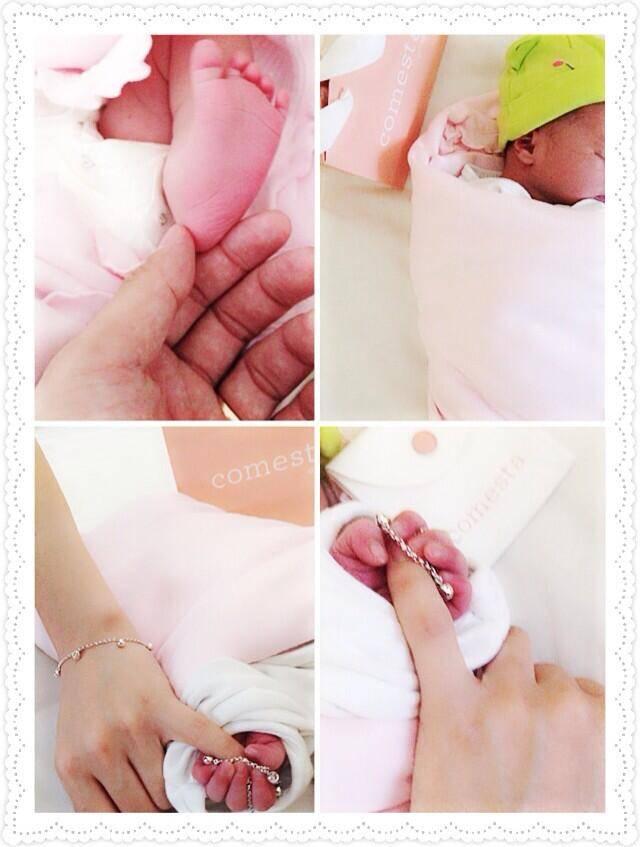 คลอดแล้ว!!!ซอนเย Wonder Girls ให้กำเนิดลูกสาวของเธอแล้ว!!