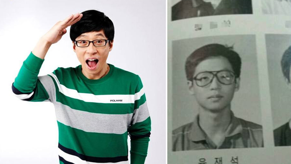 Yoo Jae Suk-Yearbook