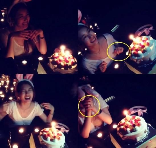 ชาวเน็ตสังเกตว่าซูจี missA อาจใส่แหวนคู่ ด้าน JYPE ออกมาปฏิเสธอีกครั้ง!!