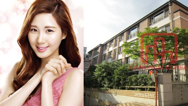 ว้าว!!!ซอฮยอน SNSD ซื้อวิลล่าสุดหรูราคากว่า 37 ล้านบาทในย่านกังนัม!!