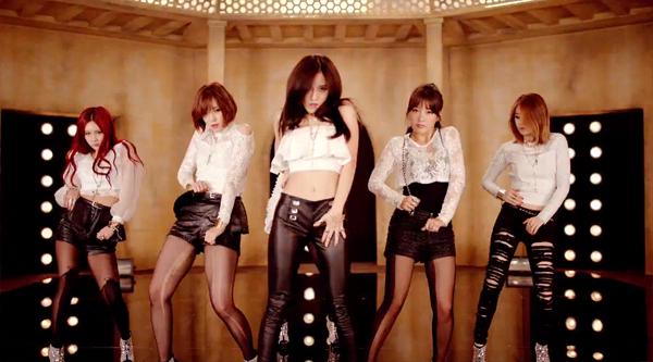 """ว้าว!!T-ara กลับมาอีกครั้งด้วย MV เพลง """"Number 9"""" และ """"I Know the Feeling""""!!"""
