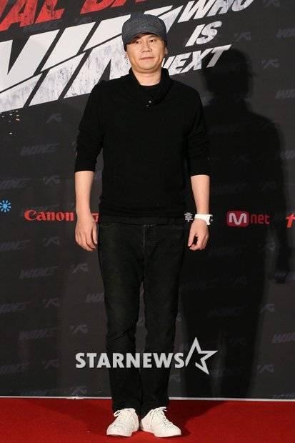 """ยางฮยอนซอกประธาน YG อธิบายถึงสิ่งที่อาจจะเกิดขึ้นกับทีมที่แพ้ในรายการ """"WIN"""""""