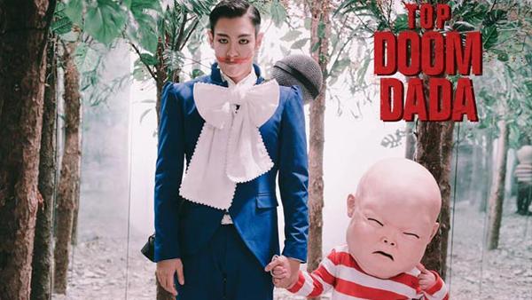 """มาแล้ว!!!T.O.P ปล่อย Music Video เพลง """"DOOM DADA"""""""