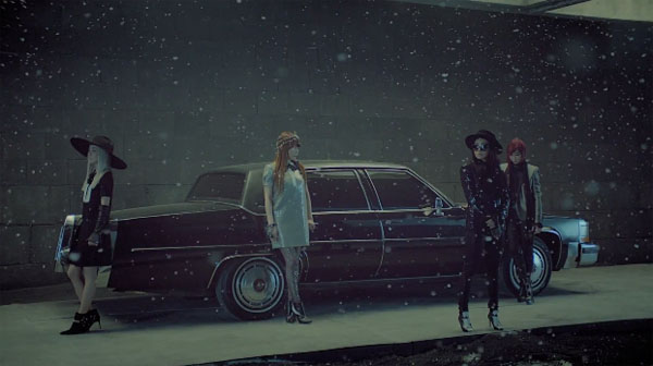 """มาแล้ว!!2NE1 ปล่อย Music Video เพลง """"Missing You""""!!"""