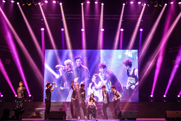 BTOB มอบความสุขให้แฟนไทยด้วย BTOB YEAR END PARTY WITH MELODY IN THAILAND
