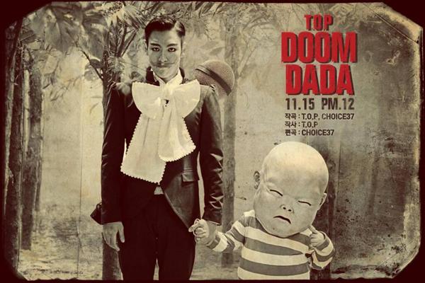 T.O.P ปล่อยภาพทีเซอร์ที่สองของเขาสำหรับการคัมแบ็คเดี่ยว!!