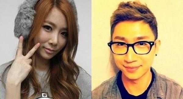เผยคู่รักคู่ใหม่!!เจอา Brown Eyed Girls กับชเวพิลคังโปรดิวเซอร์ YG กำลังคบหาดูใจกันอยู่!!