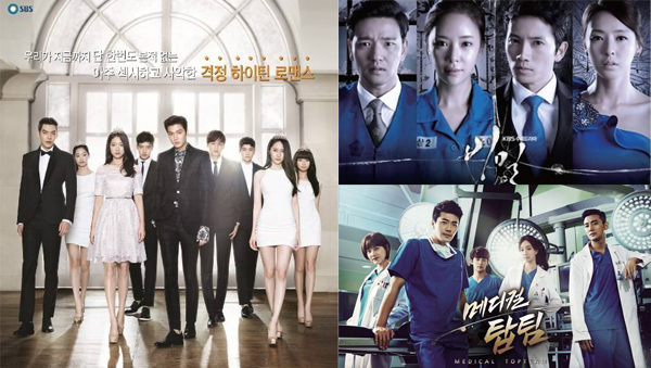 Heirs-Secrets-Medical Top Team