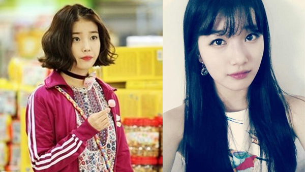 IU-Suzy-Best Friend